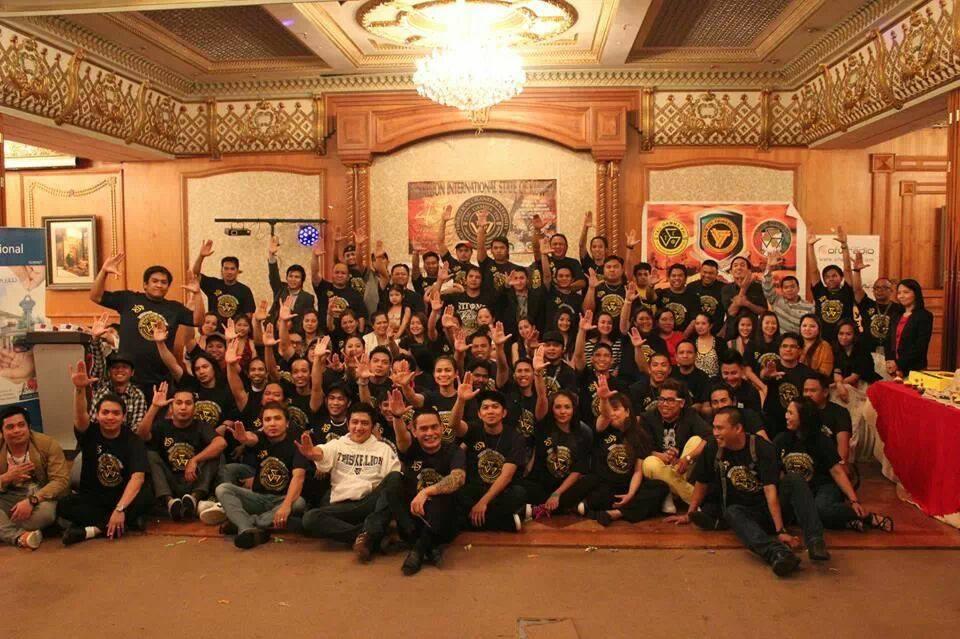 Tau Gamma Phi / Sigma : January 2014