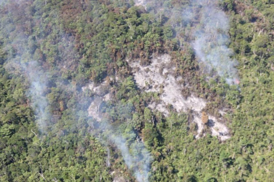 Over 50 Hectares of Forest Razed by Fire in Aurora | Bagong