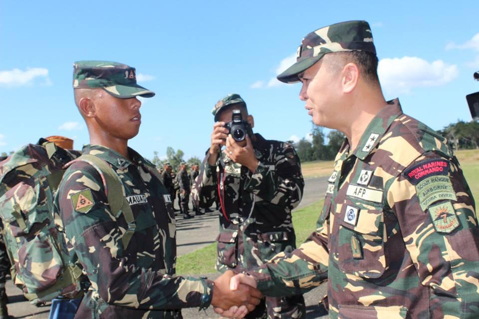 365 Katao, Regular ng Bagong Kawal ng Hukbong Katihan | Bagong ...